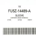 2015 2016 Ford F-150 Rear Bumper Trailer Tow Hitch Wire Harness Socket Plug OEM - Ford (FU5Z-14489-A)