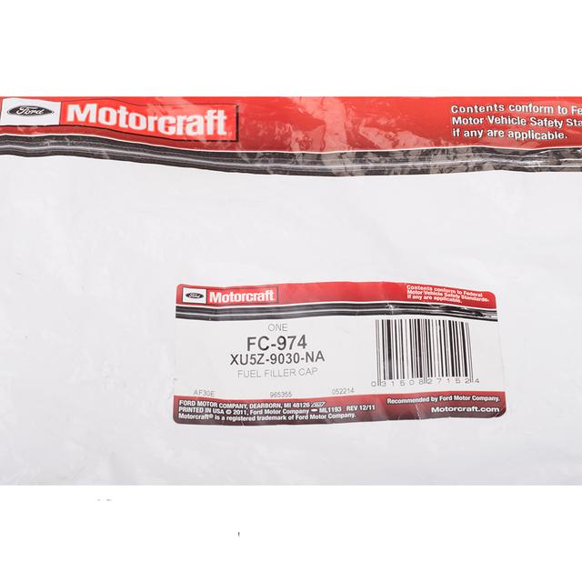 Motorcraft FC974 Fuel Cap