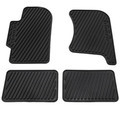 2000-2007 Subaru Impreza & WRX & STi All Weather Floor Mats Rubber OEM NEW - Subaru (J5010SS400)