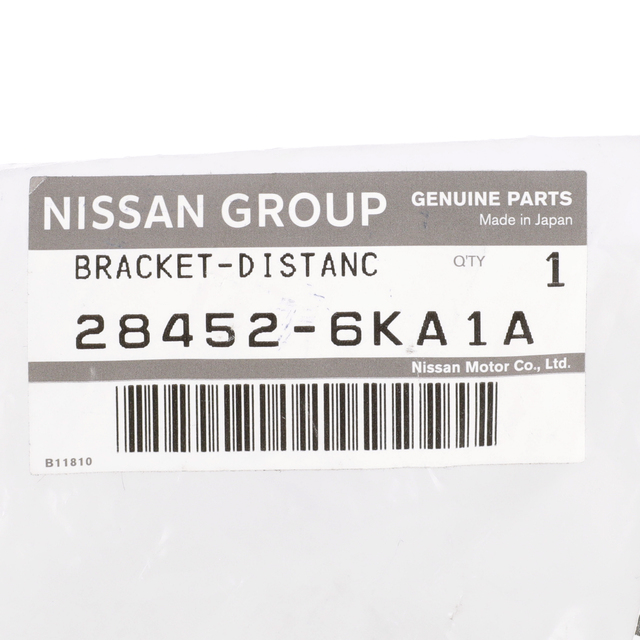 Genuine Nissan Distance Sensor Mount Bracket 28452-6KA1A
