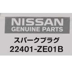 Spark Plug - Nissan (22401-ZE01B)