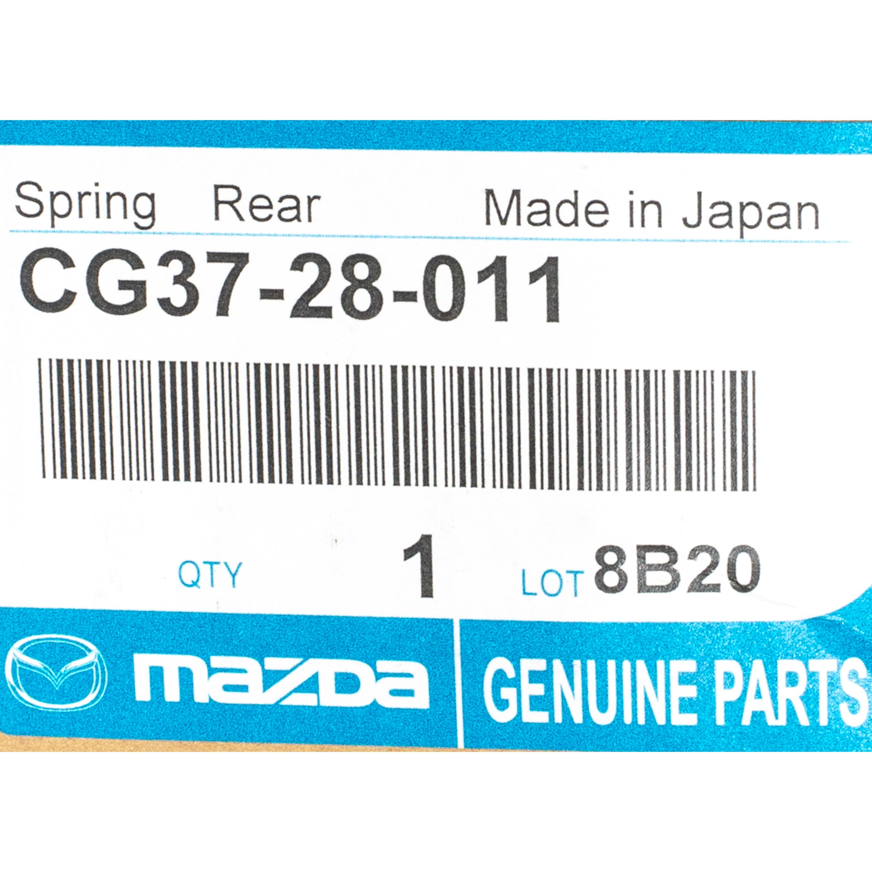 Mazda CG37-28-011 Coil Spring