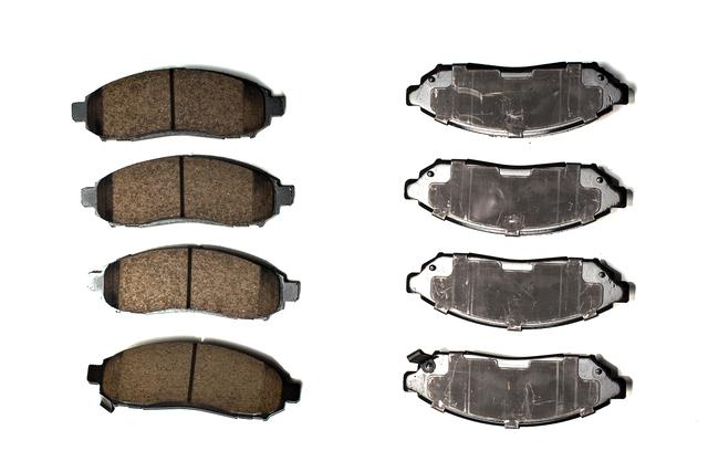 NEW 2013 Nissan Nv200 Front Left /& Right Disc Rotors w// Front Brake Pad VA Kit