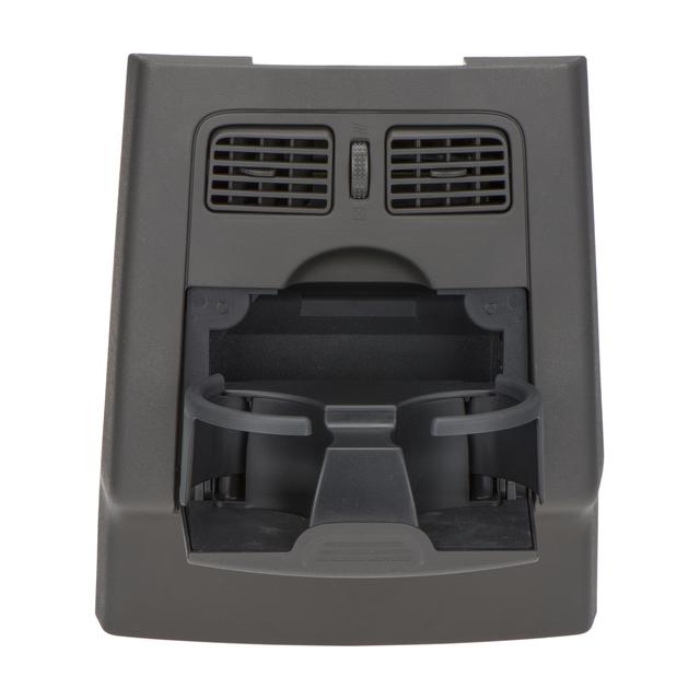 2008-2012 Nissan Pathfinder Gray Rear Vent Console Cupholder Trim Panel OEM NEW