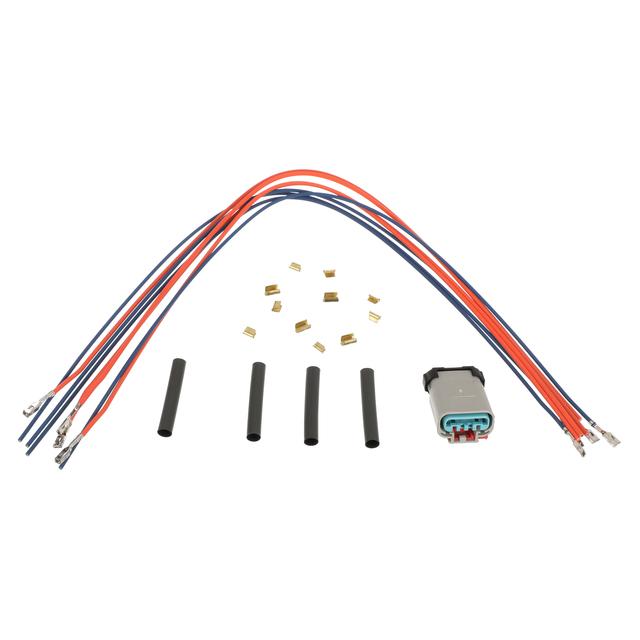 1980-2017 JEEP DODGE RAM CHRYSLER 14-WAY WIRING OEM MOPAR 5013961AA