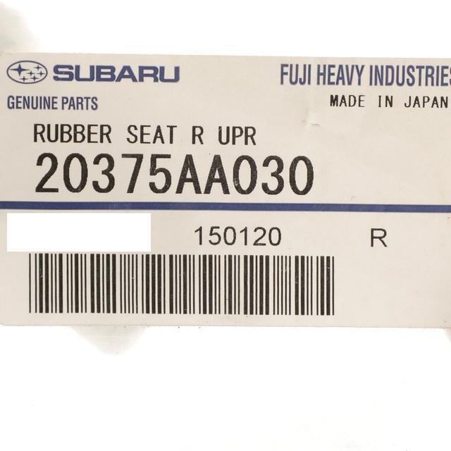 Genuine Subaru Upper Seat 20375AA030