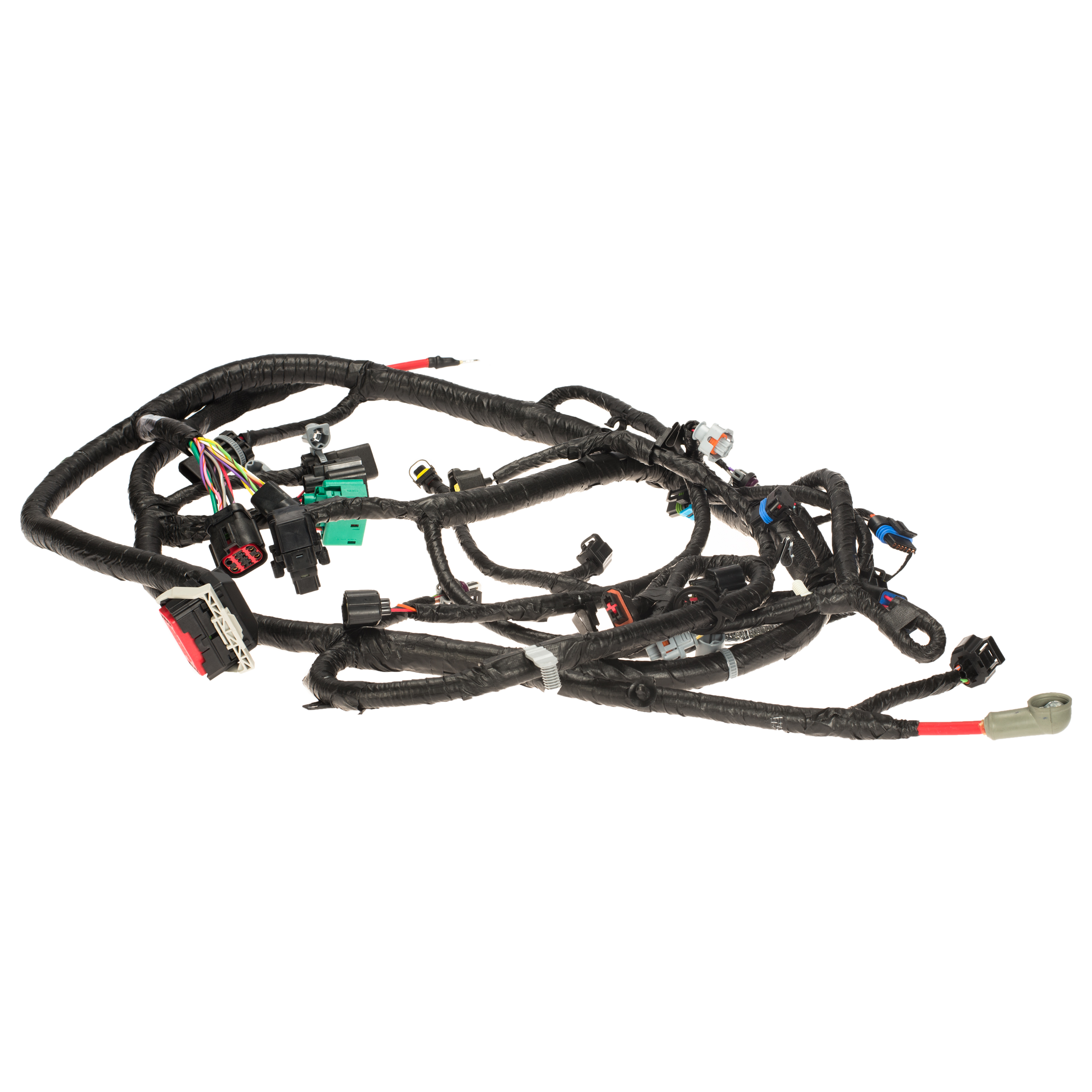 Genuine Ford Wire Assembly 4C3Z-12B637-AA