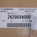 Brake Pads - Subaru (26296VA000)
