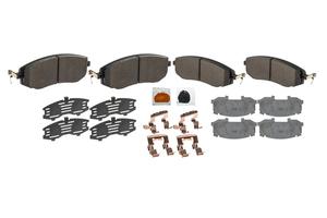 Brake Pads - Subaru (26296SC011)