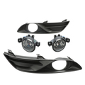 2013-2014 Nissan Sentra Fog Light Lamp Kit WITHOUT Automatic Head Lights OEM NEW - Nissan (999F1-LZ000)
