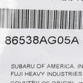 OEM 2005-2018 Subaru Rear Window Wiper Arm Cap Outback Legacy Tribeca 86538AG05A - Subaru (86538AG05A)