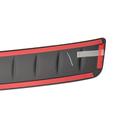 2011-2017 Nissan Leaf Rear Bumper Protector Genuine OEM 999T6-8X000 999T68X000 - Nissan (999T6-8X000)