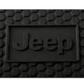 OEM NEW Mopar 2014 Jeep Cherokee Latitude Floor Mats Jeep Logo Slush 1UB87DX9AB - Mopar (1UB87DX9AB)