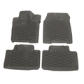All Weather Floor Mats, Black - Mopar (82215578)