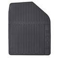 2007-2010 Ford Edge All Weather Rubber Floor Mats BLACK Set of 3 OEM NEW Genuine - Ford (7T4Z-7813300-AA)