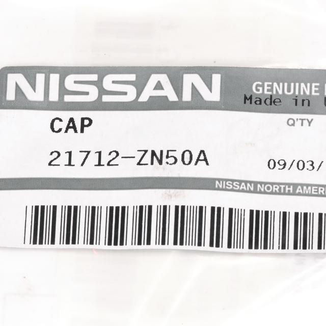 OEM NEW 2011-2020 Nissan Altima Maxima Engine Coolant Reservoir Cap 21712-ZN50A