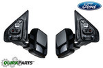 2007-2014 Ford F150 Telescopic Trailer Tow Left & Right Power Heated Mirrors OEM - Ford (DL3Z-17696-BA)