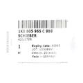 OEM NEW 09-14 VW Volkswagen GTI Beetle Air Inlet Cover 1K0-805-965-C-9B9 - Volkswagen (1K0-805-965-C-9B9)