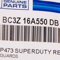 Splash Guards - Ford (BC3Z-16A550-DB)