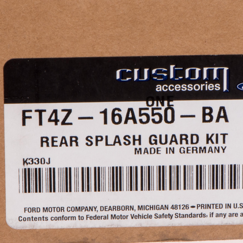 Ford Genuine FT4Z-16A550-AA Splash Guard