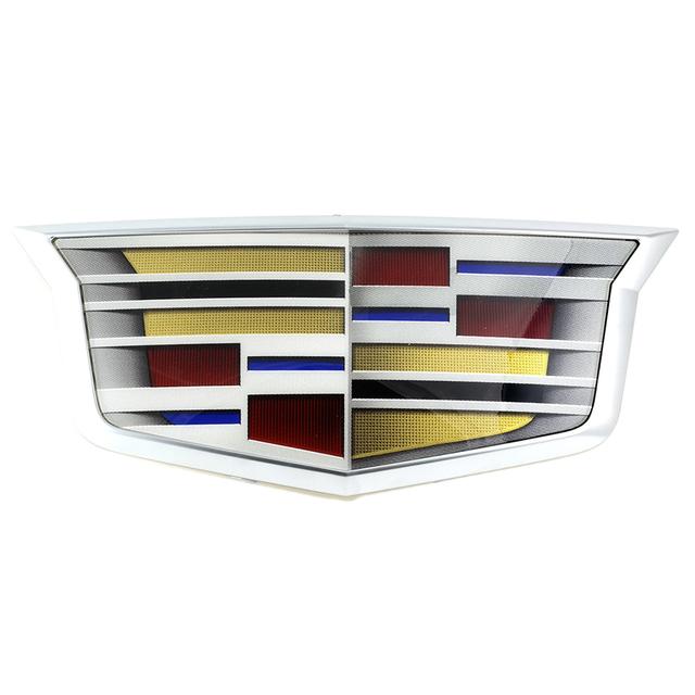OEM GM Front Bumper Grille Crest Emblem Badge 16-19