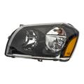 05-07 Dodge Magnum LEFT SIDE DRIVER SIDE Black Headlight OEM NEW MOPAR GENUINE - Mopar (4805755AG)