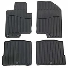 OEM NEW 2014-16 Kia Cadenza Base Sedan All Weather Rubber Floor Mats 3R013-ADU00 - Kia (3R013-ADU00)
