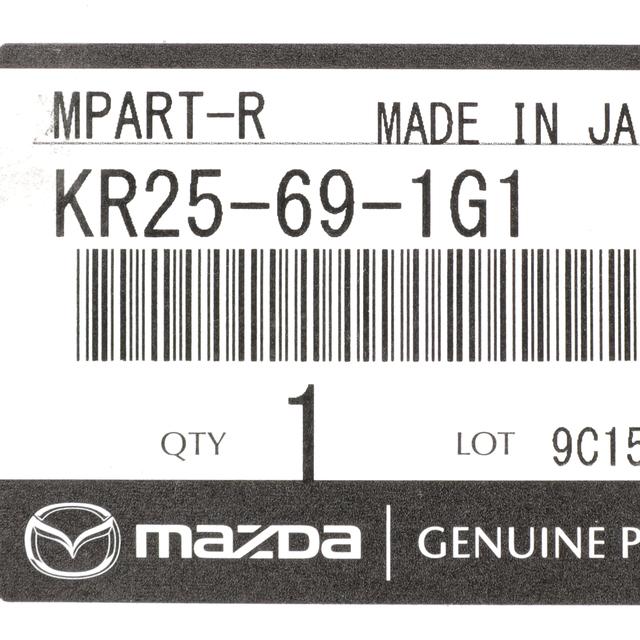 Front Wagner BD126183 Premium Brake Rotor