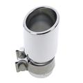 Exhaust Tip, Chrome - Mopar (82208095AB)