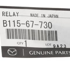 OEM NEW 1995-2013 Mazda MX5 Miata RX8 HVAC Blower Motor Starter Relay B11567730 - Mazda (B11567730)