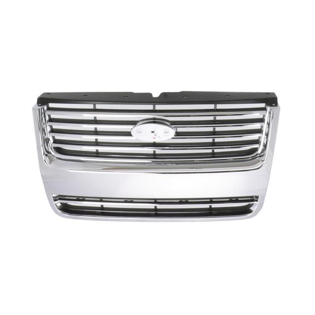 2006-2010 Ford Explorer Front Door Chrome Emblem OEM