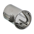 2011-2014 Nissan Juke Stainless Steel Muffler Exhaust Tip Finisher OEM NEW - Nissan (B0091-80021)