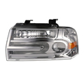 2007-2014 Lincoln Navigator LH Left Driver Side HID Headlight Lamp OEM NEW - Ford (AL7Z-13008-B)