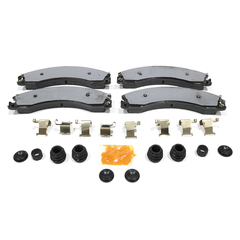 Disc Brake Pad Set - GM (84256349)