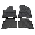 OEM NEW 17-18 Kia Sportage Front & Rear Floor Mats All Weather Rubber D9013ADU00 - Kia (D9013-ADU00)