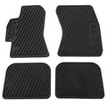 2005-2009 Subaru Outback All Weather Floor Mats Black Rubber OEM NEW - Subaru (J501SAG000)