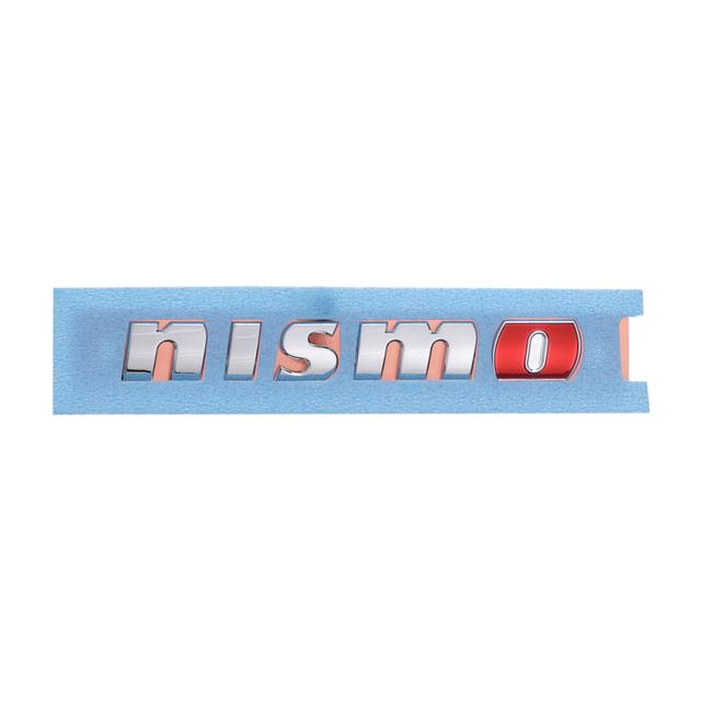 GENUINE OEM NISSAN 2014-2016 JUKE GTR R35 LIFTGATE /'NISMO/' BADGE EMBLEM