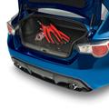 2013-2015 Subaru BRZ Rear Trunk Black Cargo Tray Mat Liner OEM NEW Genuine - Subaru (J501SCA000)
