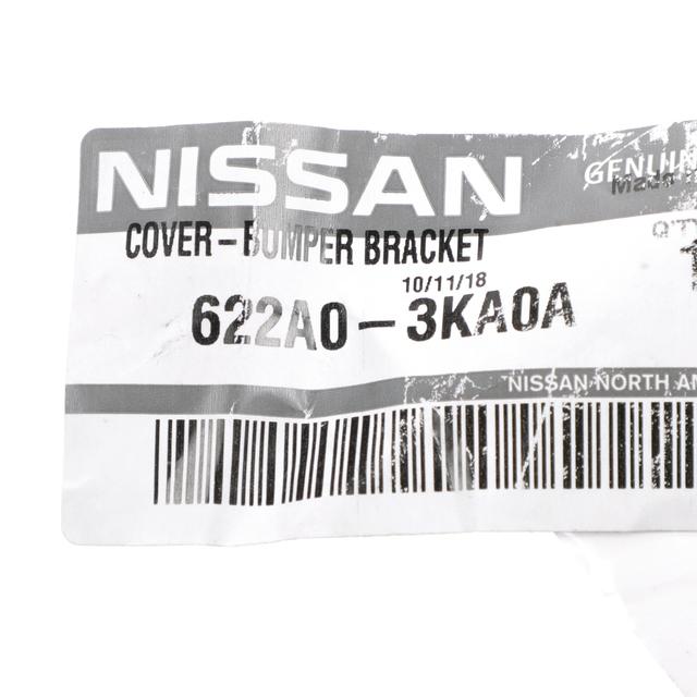 OEM NEW 13-16 Genuine Nissan Pathfinder Passenger Sd Front Bumper Fog Light Beze