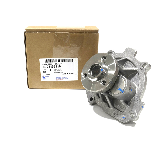 GM OEM-Engine Water Pump 25195119