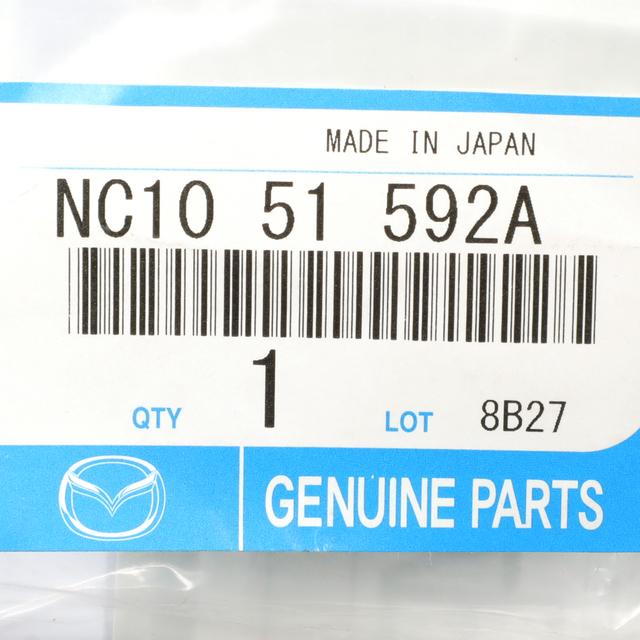 Genuine 1999-2005 Mazda Miata High Mount Lamp Gasket NC10-51-592A