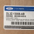 2013 Ford F150 RH Passengers Side Decontented Chrome HID Headlight OEM NEW - Ford (DL3Z-13008-AB)