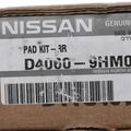Brake Pads - Nissan (D4060-9HM0C)