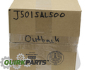 2015 Subaru Outback Rear Cargo Tray / Mat Liner Genuine OEM NEW - Subaru (J501SAL500)