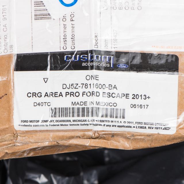 Genuine Ford DJ5Z-7811600-BA Cargo Area Protector