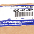 Floor Mats, All Weather - Mazda (00008BS02)