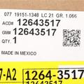 OEM NEW 2014-2020 GM Chevrolet Tahoe Engine Serpentine Vacuum Pump Belt 12643517 - GM (12643517)