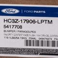 Bumper - Ford (HC3Z-17906-LPTM)
