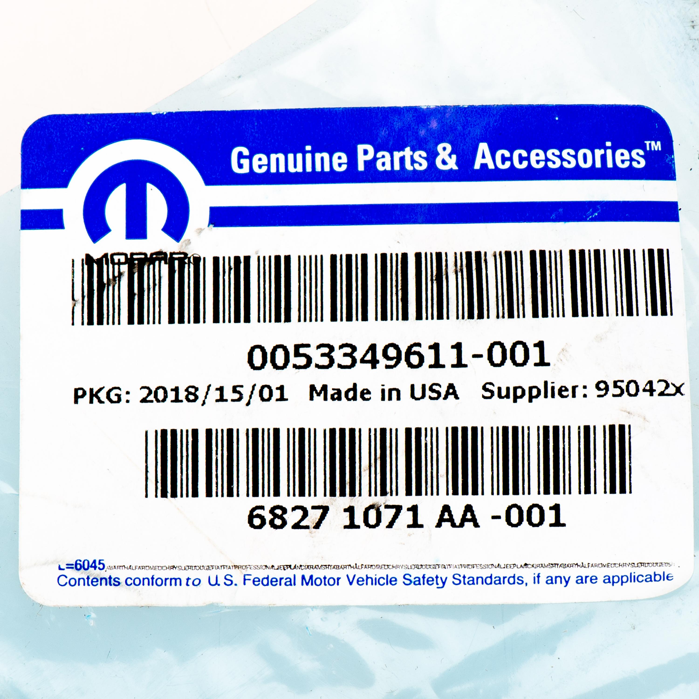 Tailpipe Exhaust Tip - Mopar (68271071AA)