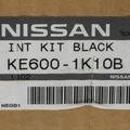 Interior Trim Inserts, Color Studio - Nissan (KE600-1K10B)